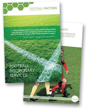 Football Factors Online Brochure